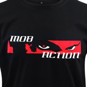 "Mob Action ""Eyes"" T-Shirt"