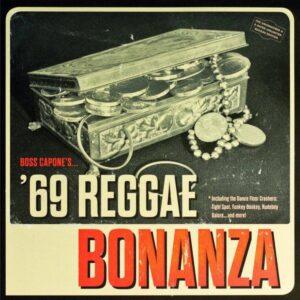 Boss Capone – Boss Capone's '69 Reggae Bonanza LP+CD