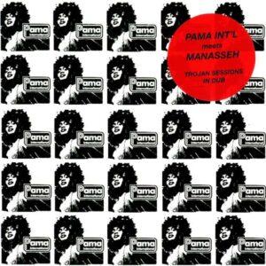 Pama International meets Manasseh – Trojan Sessions In Dub LP