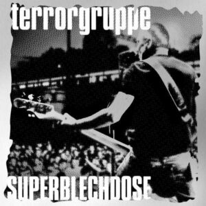 Terrorgruppe – Superblechdose Do-LP