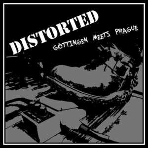 V/A – Distorted – Göttingen meets Prague LP