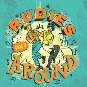 V/A – Rudies All Around Vol. 1 LP