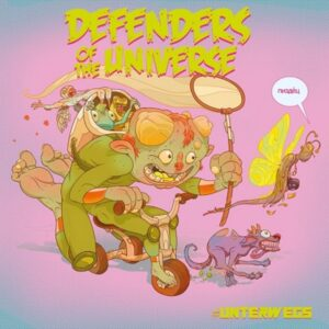 Defenders Of The Universe / Atheist Rap – Split LP