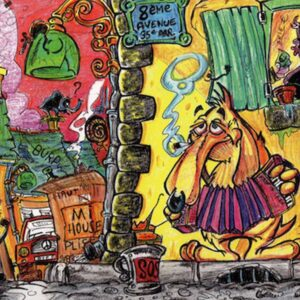 Les Clebards – Histoire de trottoirs LP