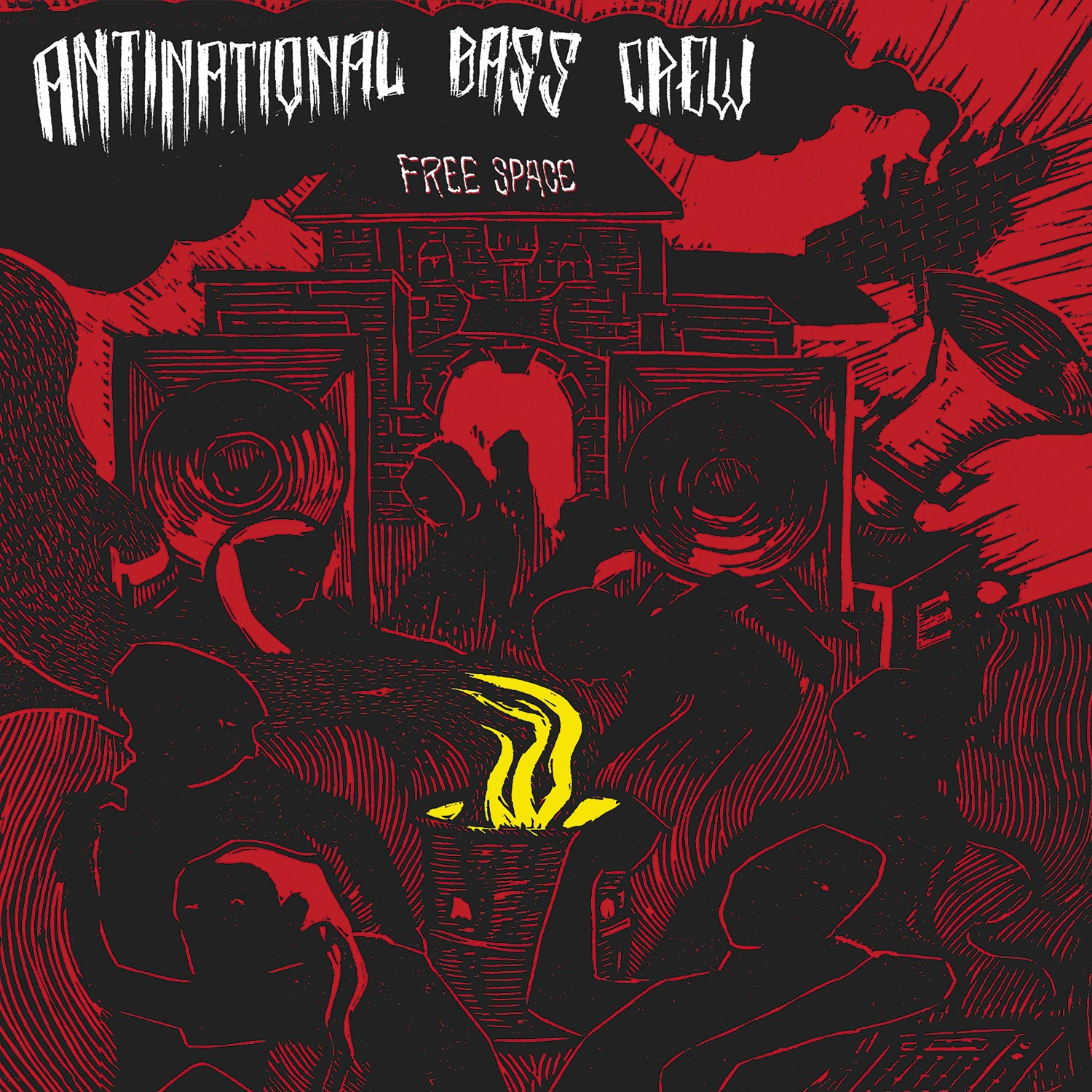 [FFM070] Antinational Bass Crew – Free Space