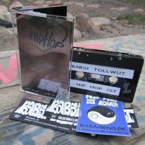 Babsi Tollwut – Hiphop ist am Arsch Tape