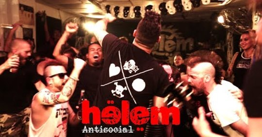 helem – Antisocial (Video) // חלם – אנטיסוציאלי