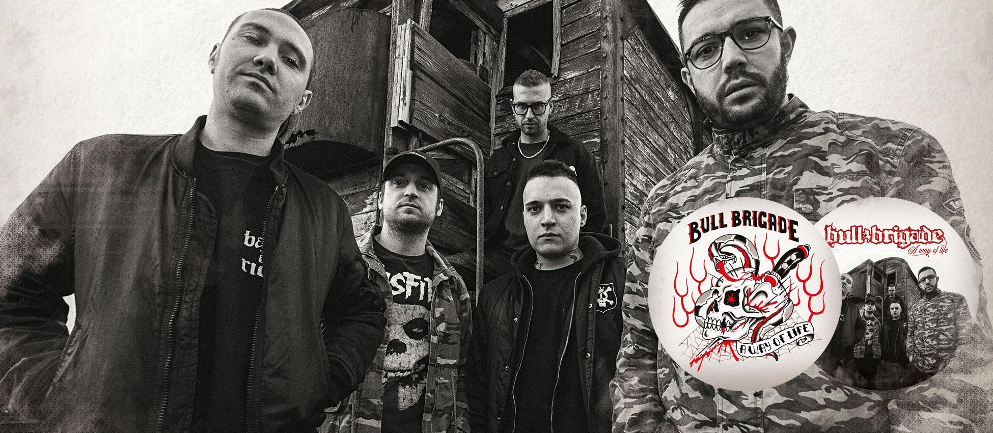 [FFM065] Bull Brigade – A Way Of Life Pic. 7″