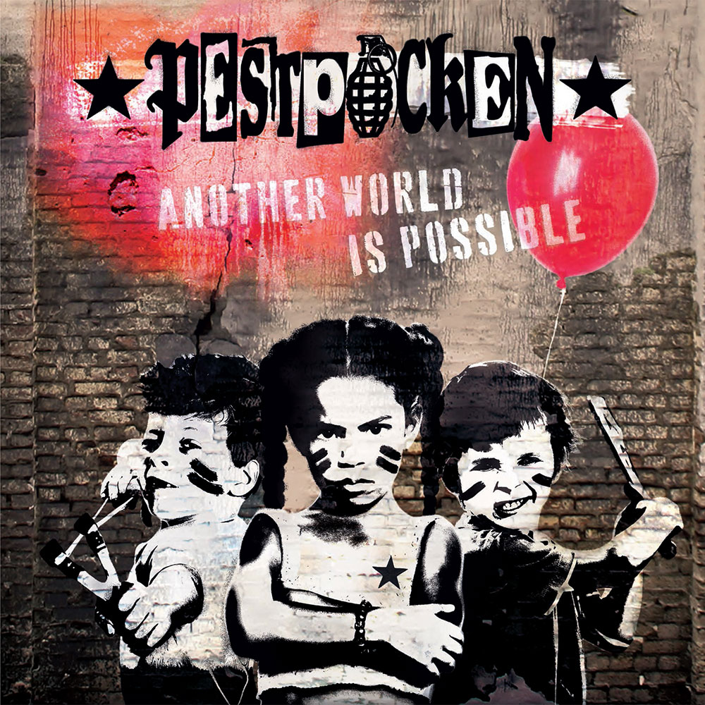 Pestpocken – Another World Is Possible CD › Fire and ...