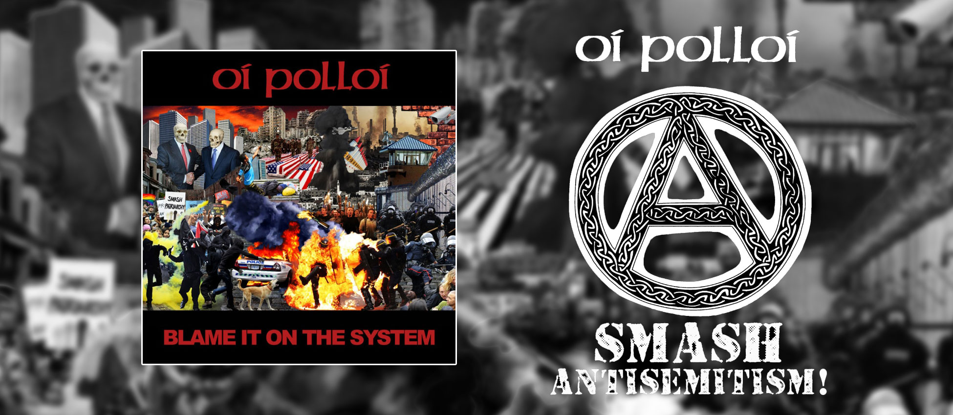 [FFM067] Oi Polloi – Blame it on the System