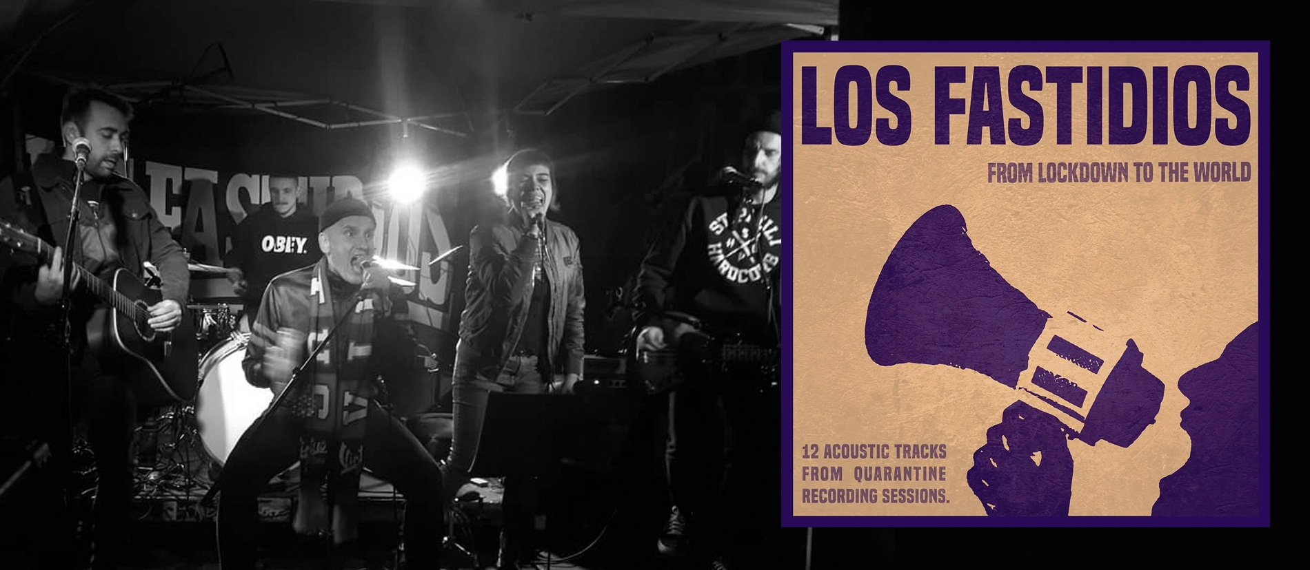 [KOB147] Los Fastidios – From Lockdown To The World
