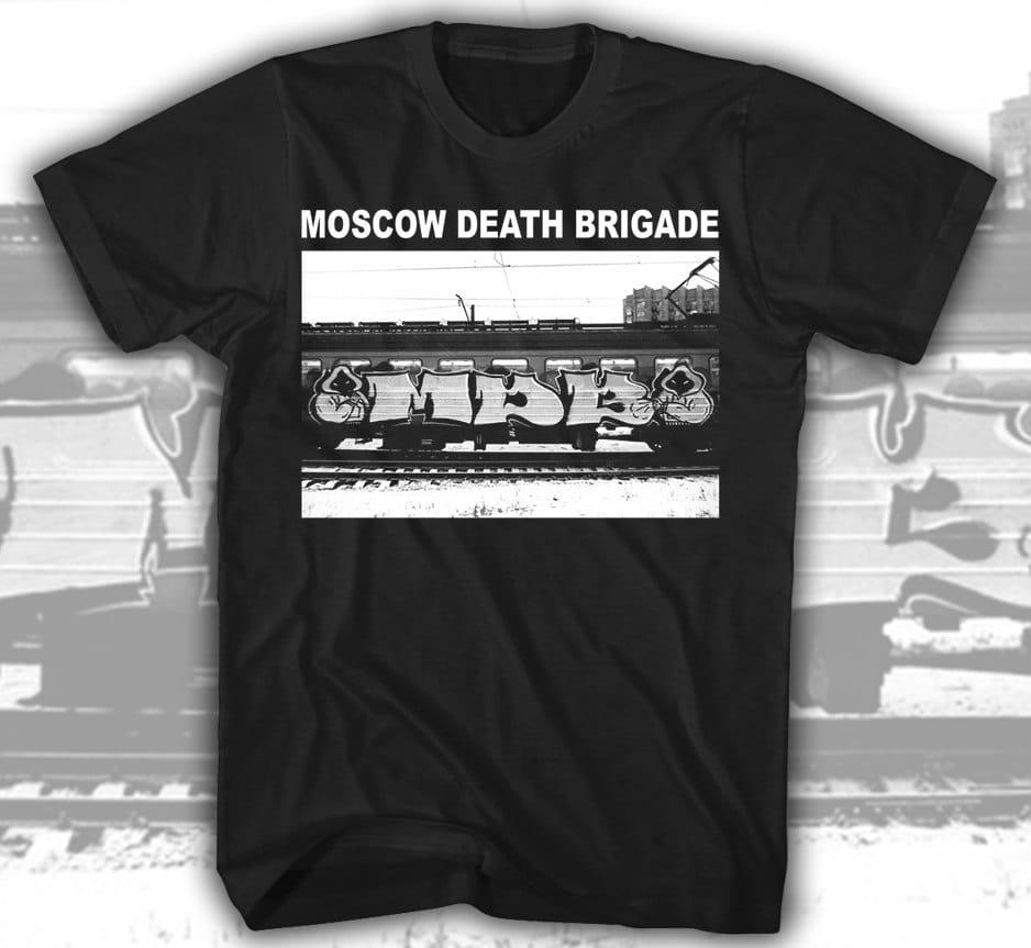 "Moscow Death Brigade ""Hoods Up"" T-Shirt"