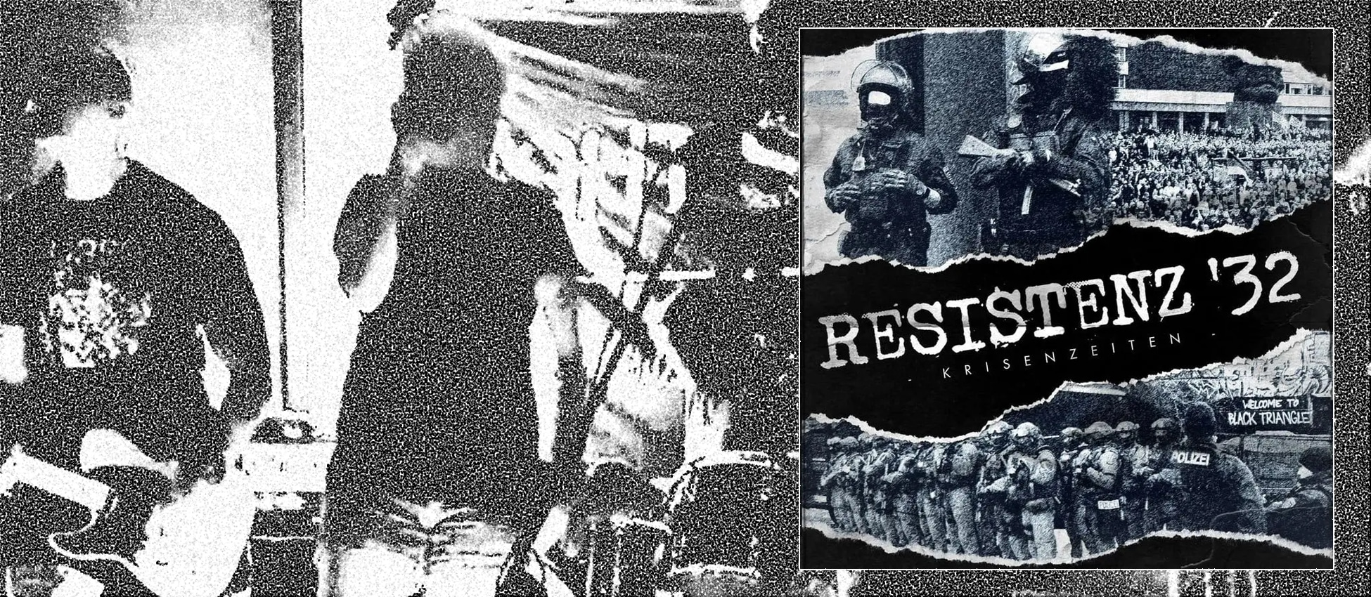 [FFM084] Resistenz '32 – Krisenzeiten LP OUT NOW!